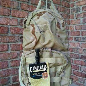 CamelBak Maximum Gear 3L Reservoir Camo Backpack